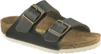 Birkenstock Arizona zielony (fashion pull up green) wąski 1000382