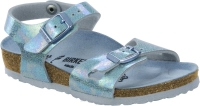 Birkenstock Rio błękitny (reflection blue) wąski 1003419