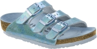 Birkenstock Florida błękitny (reflection blue) wąski 1003413