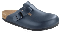 Birkenstock Boston granatowy (blue) wąski 060153