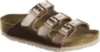 Birkenstock Florida miedziany (electric metallic copper) wąski 1012514