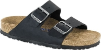 Birkenstock Arizona soft czarny (black) wąski 752483
