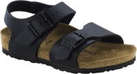 Birkenstock New York czarny (black) wąski 187603