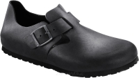 Półbuty Birkenstock London black szerokie 166541