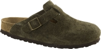 Birkenstock Boston soft zielony (forest) szeroki 1011293