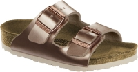 Birkenstock Arizona miedziany (electric metallic copper) wąski 1012478